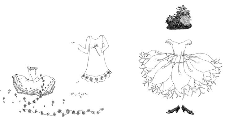 15 best images about faith coloring book on pinterest for Fancy dress coloring pages
