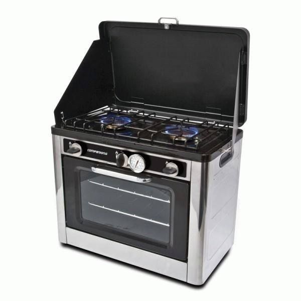Gas Oven And Grill Part - 32: Companion Portable Gas Oven U0026 Cooktop | Kellyu0027s Camping And Outdoors