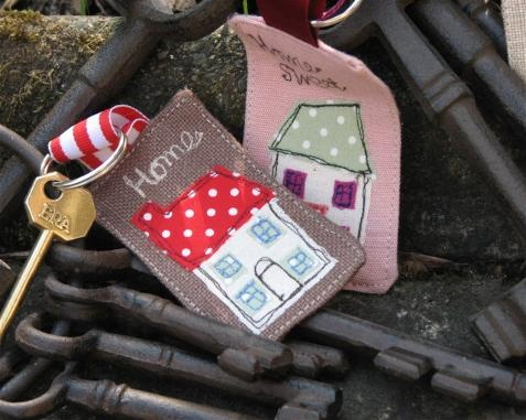 Keyrings - Dear Emma Handmade Designs