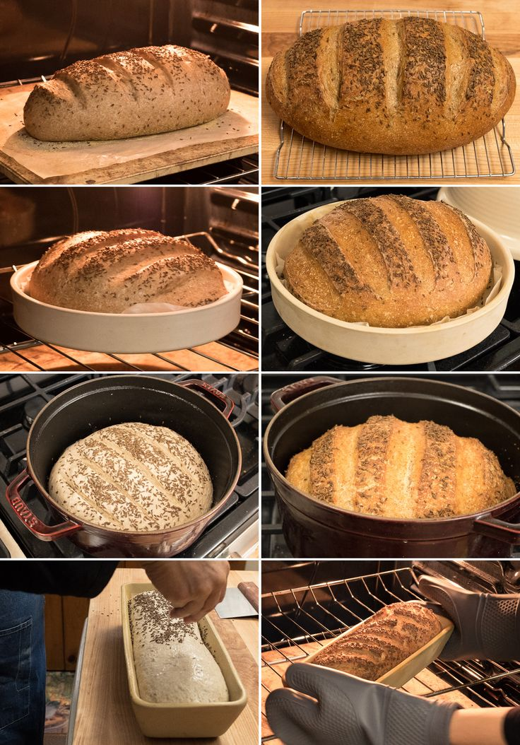 How to make Jewish Rye Bread - Part 2: Crafting a Classic Loaf. King Arthur Flour