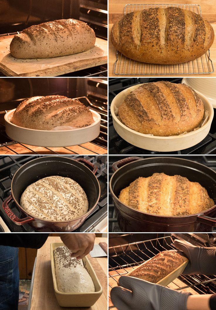 How to make Jewish Rye Bread: Part 2