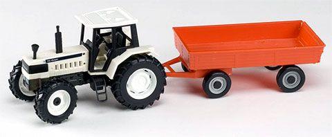 111028 - ROS Lamborgini C_carro 4 ruote Tractor