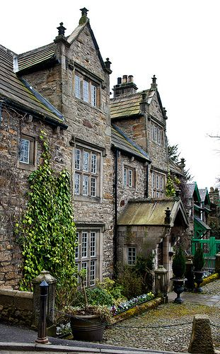 Corbridge Village, Northumberland