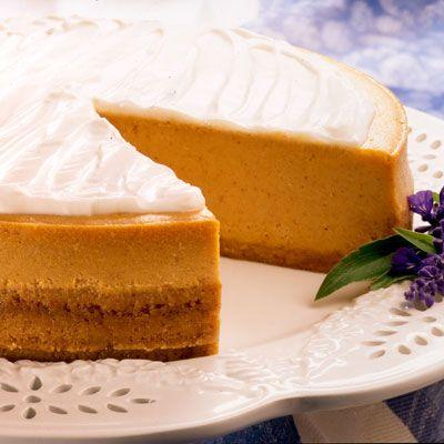 Conocerás una nueva dimensión del sabor con esta divina receta de Pastel de queso con calabaza. La s...