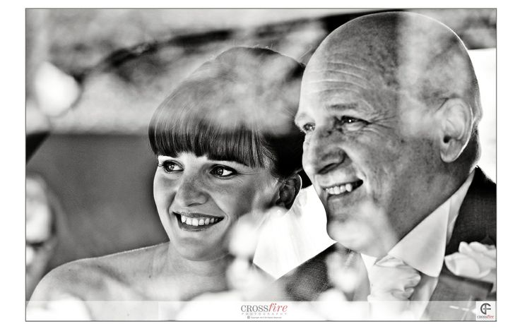 #Documentaryweddingphotography captures brides arrival Photography by Crossfire Photography www.crossfirephot... #LancashireWedding Photographers. Please do not crop or remove watermark. © Copyright Crossfire Photography 2013