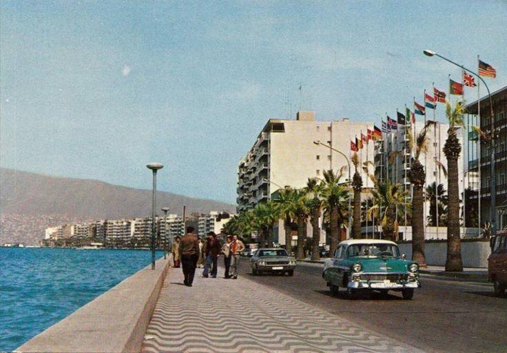 KORDON ALSANCAK İZMİR 1970 LER