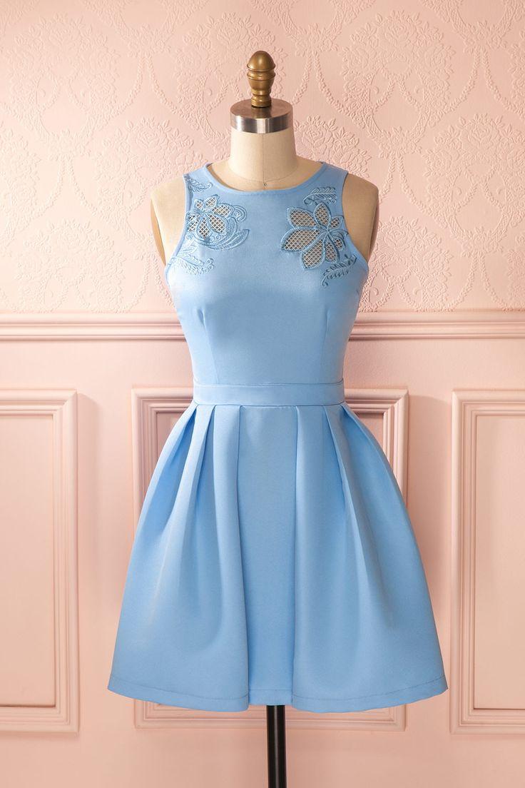 115 best Robe images on Pinterest | Cute dresses, Short prom dresses ...