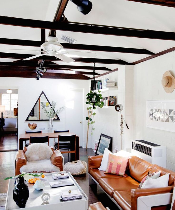 White Rooms - Decor Ideas | A roundup of the most gorgeous, glorious white rooms in the Refinery29 archive. #refinery29 http://www.refinery29.com/white-rooms-decor-inspiration