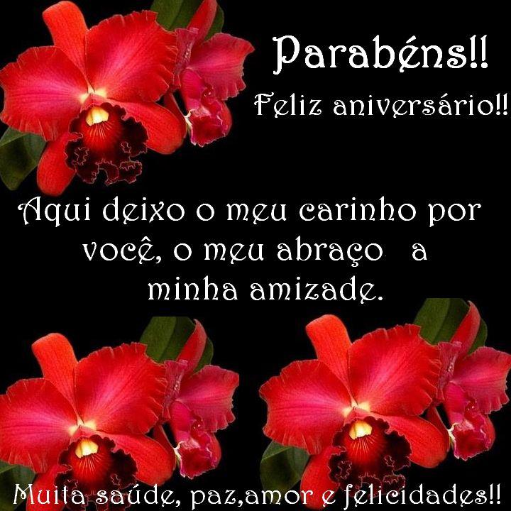 Parabéns!! Aqui deixo o meu carinho a minha amizade #felicidades #feliz_aniversario #parabens
