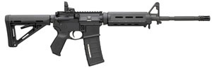 on the wish list.  bushmaster 223