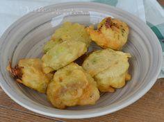 Frittelle di broccoli ricetta con pastella lievitata