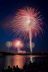 Come fotografare i fuochi d'artificio