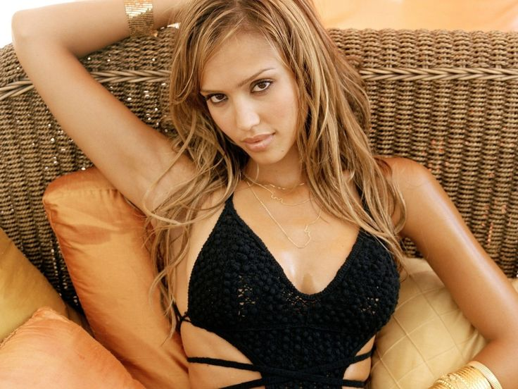 jessica alba actress hot high resolution Desktop background