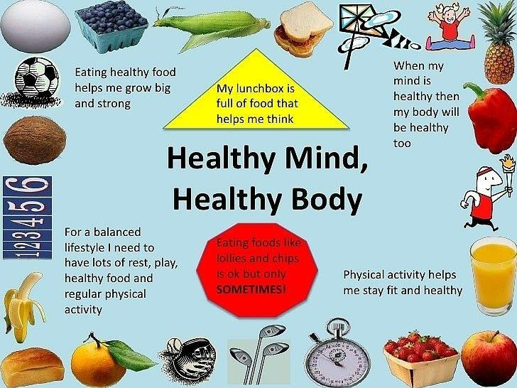 A HEALTHY MIND, A HEALTHY BODY!!  https://www.instagram.com/p/BfQwFNUDkRU/