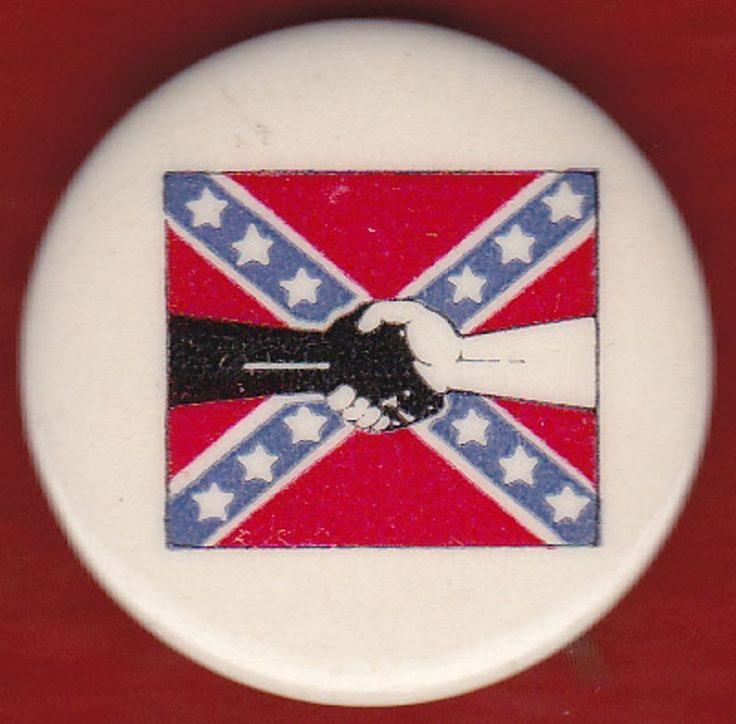 Rare 60's SOUTHERN SNCC CIVIL RIGHTS Black Power Cause Political Pinback Button