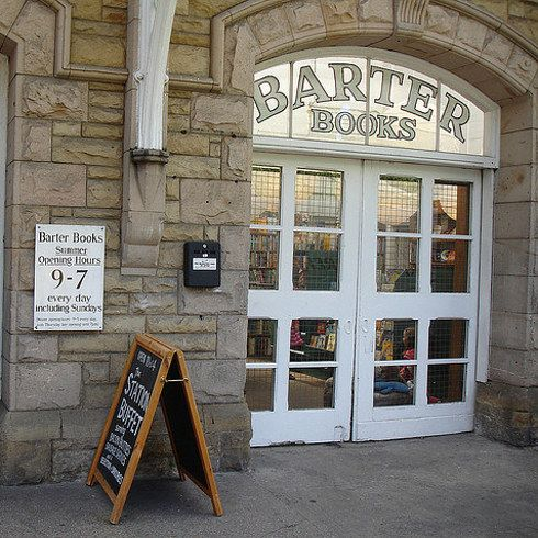 Barter Books, Northumberland.19 Magical Bookshops Every Book Lover Must Visit#3gyytsq#3gyytsq
