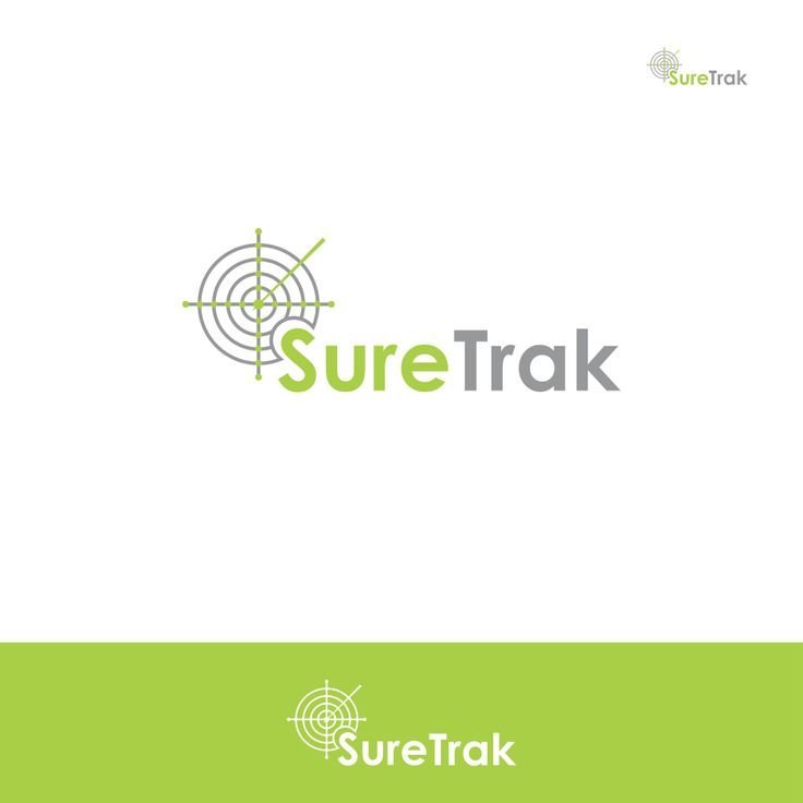 Logo design for Sure Track Medical Laser