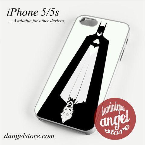 Batman & Joker Phone case for iPhone 4/4s/5/5c/5s/6/6 plus