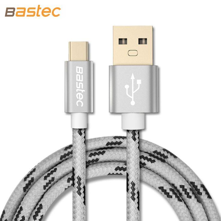 Marvelous USB Typ C Kabel bastec usb typ c vergoldeten anschluss litze usb