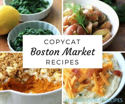 10 Copycat Boston Market Recipes