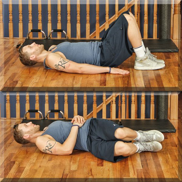 19 Best Images About Leg Exercises For Bad Knees On