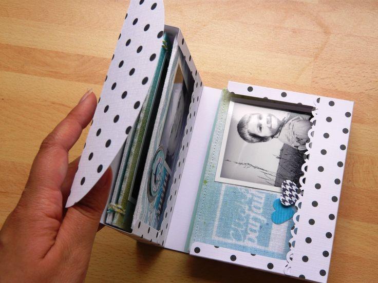 mini album box - bjl