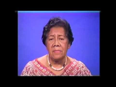 Oración de cierre de Ho oponopono leida por  Morrnah Namalaku Simeona