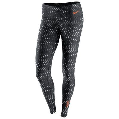 San Francisco Giants Nike Women's Legend 2.0 Performance Cotton Leggings - Black