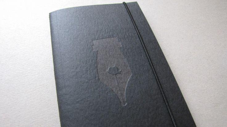 super notebook #letterpressnotebook