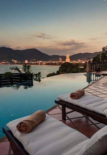 Amazing views... Baan Paradise Villa in Phuket, Thailand. The perfect Phuket accommodation?