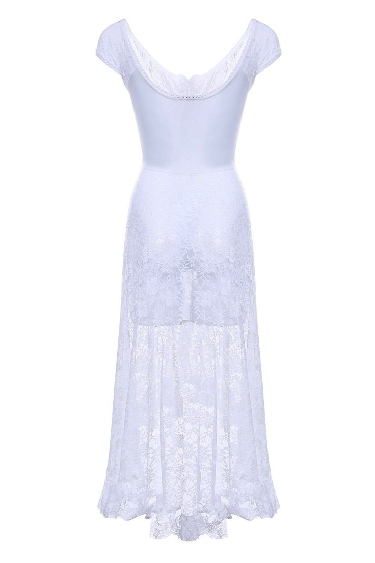Articles about color guard - White Lace Midi Dress