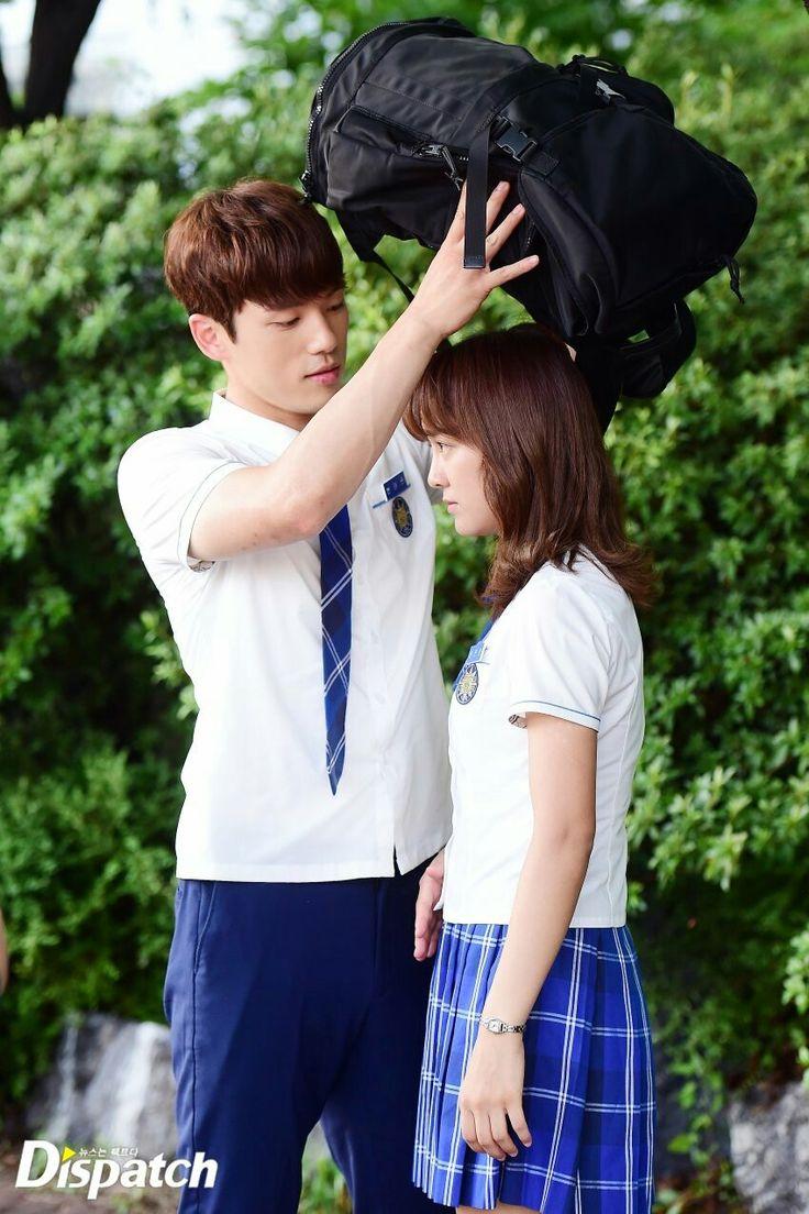 Aku berasa Liat Junghwan dalam  diri Taewoon...   #School2017 #Kimjunghyun #Kimsejong #KdramaLovers #KBS