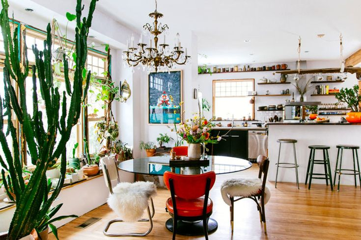 Create a Cool and Bohemian-Chic Home