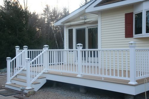 17 Best Images About Vinyl Railing On Pinterest Vinyls