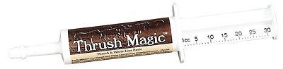 Thrush Magic Paste Horse Hoof White Line Disease Adheres to Hoof Rid Infection