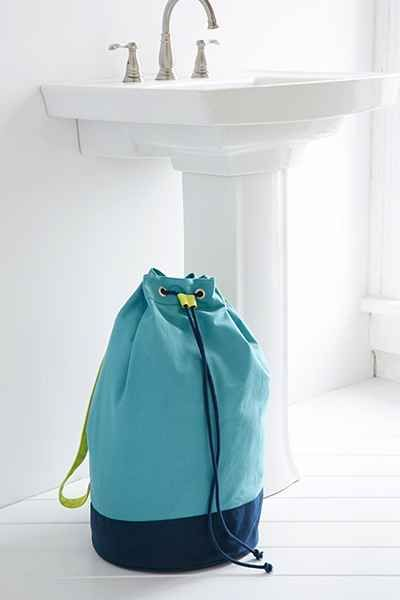Assembly Home Colorblock Laundry Bag - Urban Outfitters