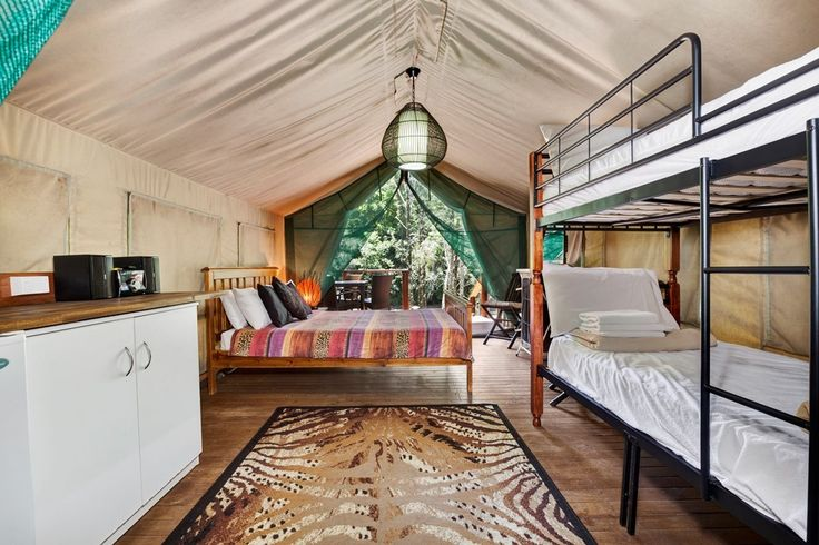 Safari Tent Inside2