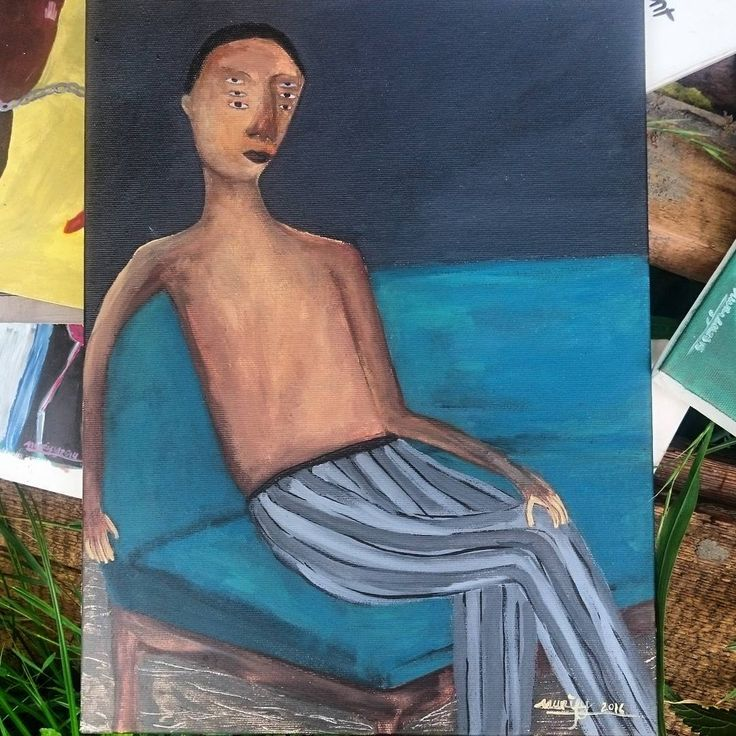 #nurify #painting #acryliconcanvas