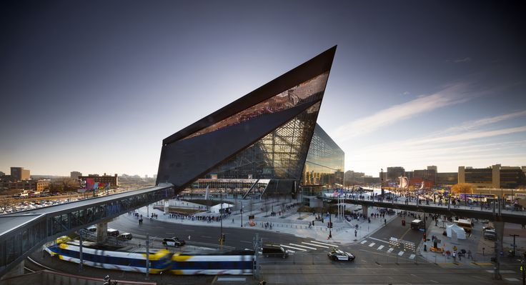 Gallery of What Does it Take to Design a Super Bowl Stadium? - 6