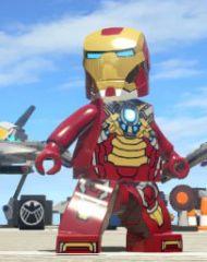 Anthony STARK (IRON MAN)   Earth 13122   Mark XVII (Heartbreaker)   Lego Marvel SUPER HEROES