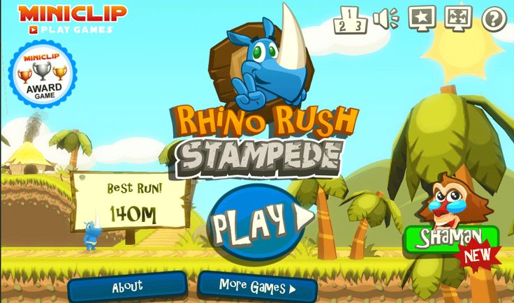 Gergedan Rhino Koşusu Oyunu Rhino Rush Stempede ,Oyunzet free online games  http://www.oyunzet.com/oyun-yukleniyor/gergedan-rhino-kosusu-3d.html