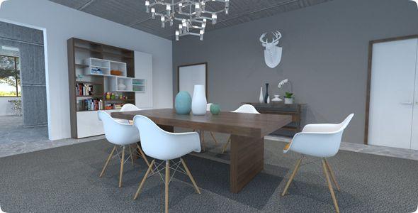 office & meeting room designs, interior decoration