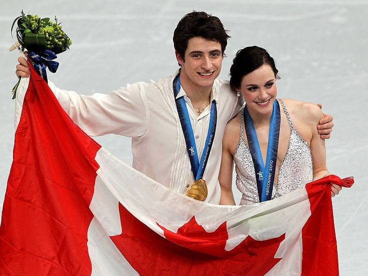 Are Tessa and Scott together? The world wants to know everything about the Canadian figure skaters - National | Globalnews.ca