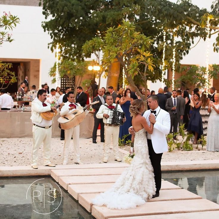 Weddings in Mexico come with your own personal Mariachi Band  #alxanddexsayidoinmex #destinationwedding #mexico #weddinginspiration #mariachi #serenade #firstdance #potd #love #destinationphotographer #destinationweddingphotographer #travel #traveltomexico #cancun #happy #congratulations #congrats http://ift.tt/2bjl6pv