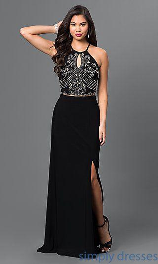 Best 25+ Long black formal dresses ideas on Pinterest | Long black ...