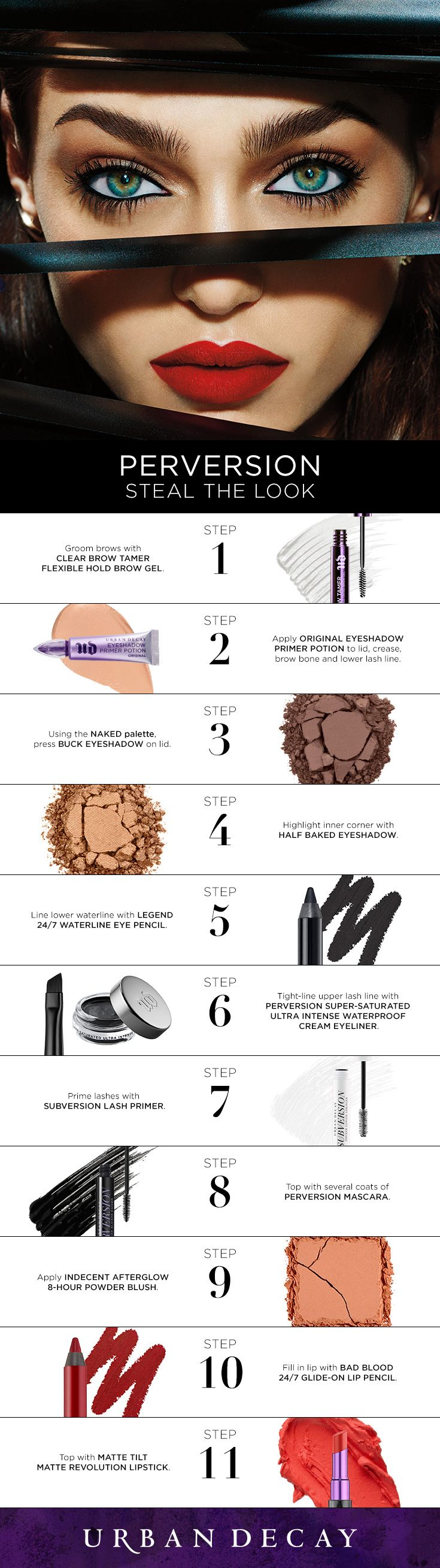 Everything you need for #BiggerBadderBlackerLashes. Steal the look!