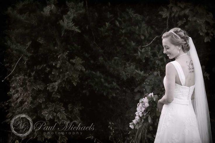 Tori makes a lovely bride. Wellington wedding photography http://www.paulmichaels.co.nz/