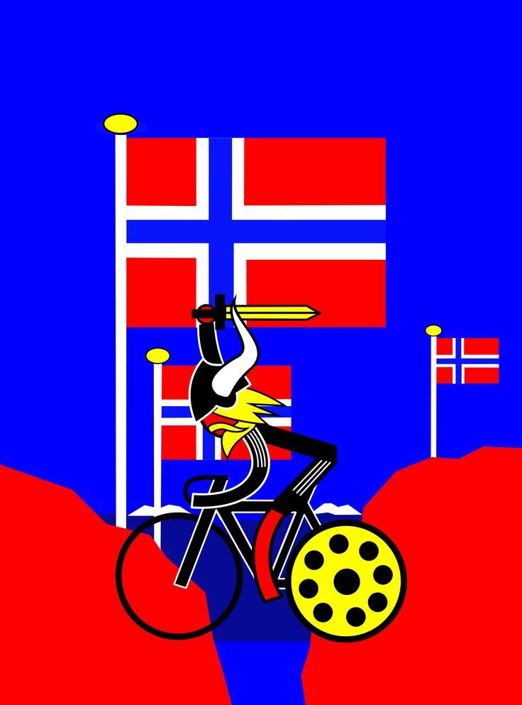 Stage 17. Viking Wins the Stage in a Tour
