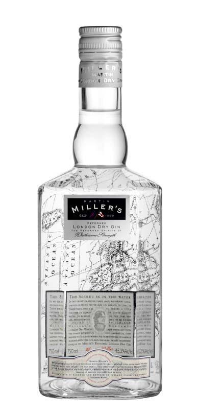 Martin Miller's Gin - London Dry Gin
