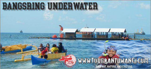 pantai bangsring banyuwangi, wisata banyuwangi bangsring, bangsring underwater banyuwangi, wisata bangsring banyuwangi, rumah apung bangsring